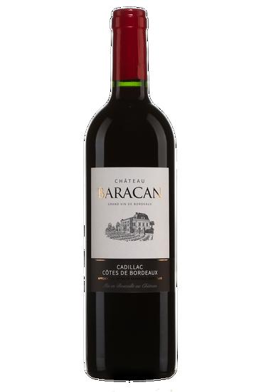 Château Baracan Cadillac Côtes de Bordeaux