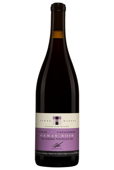 Tawse Winery Unfiltered Redfoot gamay