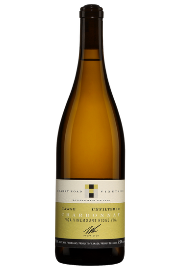 Tawse Winery Unfiltered Quarry Road Chardonnay