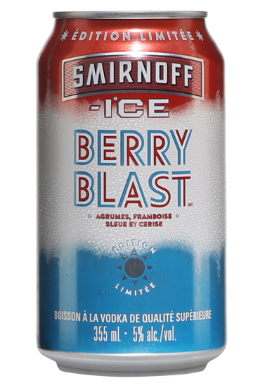 Smirnoff Ice Berry Blast