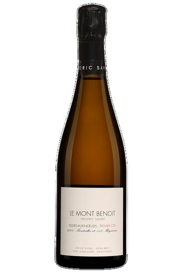 Frederic Savart Le Mont Benoit Premier Cru Extra Brut