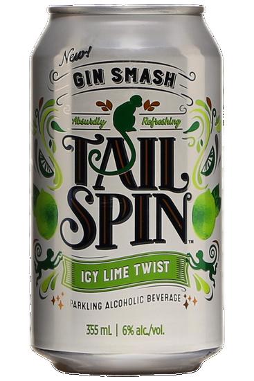 Gin Smash Tail Spin Citron Vert Glacée