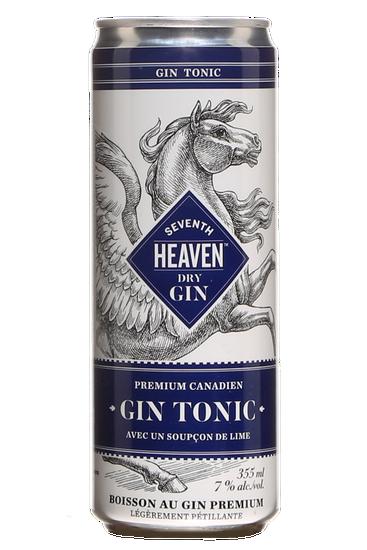 Seventh Heaven Gin & Tonic