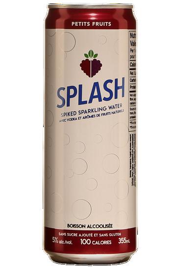 Splash Mixed Berries