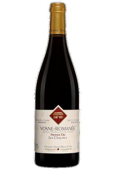 Domaine Daniel Rion & Fils Vosne-Romanée Premier Cru Les Chaumes