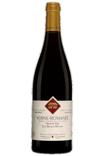 Domaine Daniel Rion & Fils Vosne-Romanée Premier Cru Les Beaux Monts