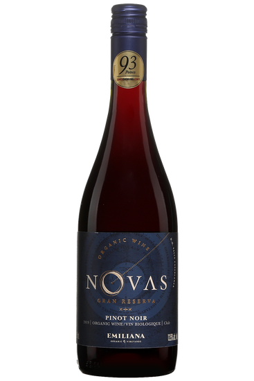 Emiliana Novas Pinot Noir Gran Reserva