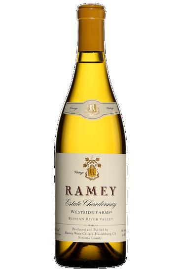 Ramey Chardonnay Estate Bottle Westside Farms Russian River Valley