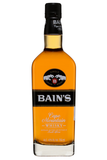 Bain's Cape Mountain Whisky Double Matured Grain Whisky
