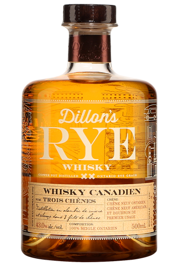 Dillon's Rye Canadian Whisky