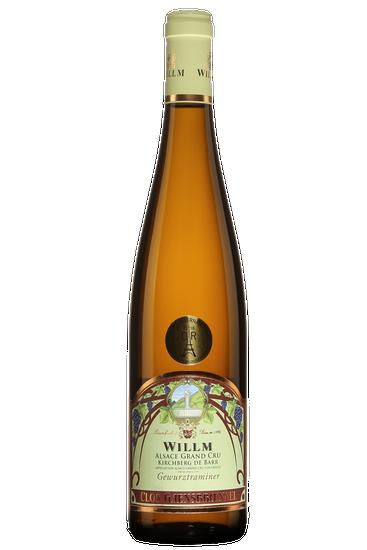 Willm Clos Gaensbroennel Gewurztraminer Alsace Grand Cru Kirchberg de Barr