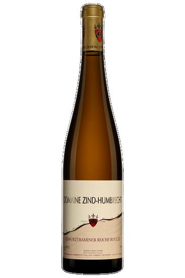 Domaine Zind-Humbrecht Gewurztraminer Roche Roulée