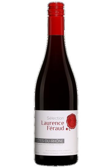 Sélection Laurence Féraud Côtes-Du-Rhône