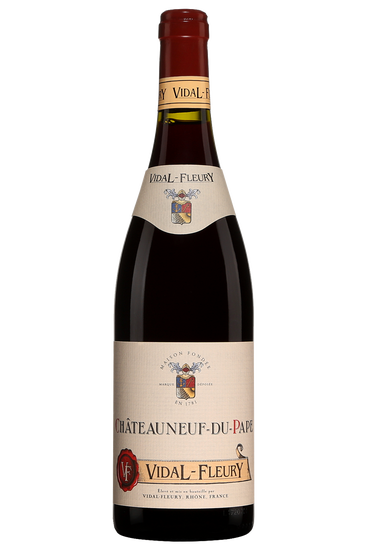 Vidal-Fleury Châteauneuf-Du-Pape