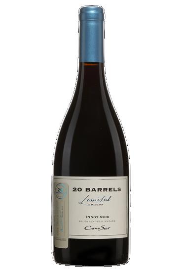 Vina Cono Sur SA 20 Barrels Pinot Noir Gran Reserva Aconcagua