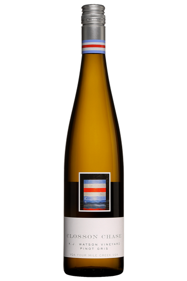 Closson Chase Pinot Gris K.J. Watson Four Mile Creek