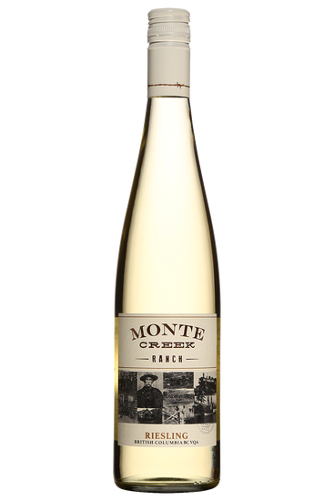 Monte Creek Ranch Riesling Okanagan