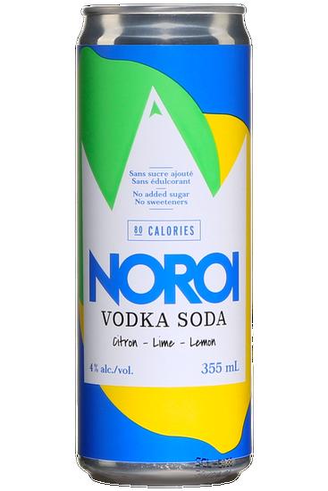 Noroi Vodka Soda Citron Lime