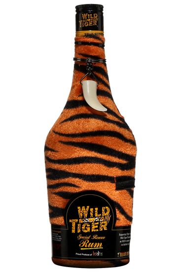 Asian Wild Tiger Special Reserve Rum