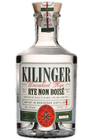 Distillerie Artist in Residence Kilinger Rye