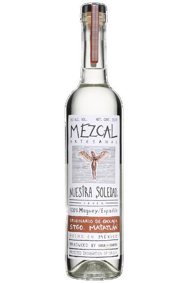 Nuestra Soledad Mezcal Santiago Matatlan
