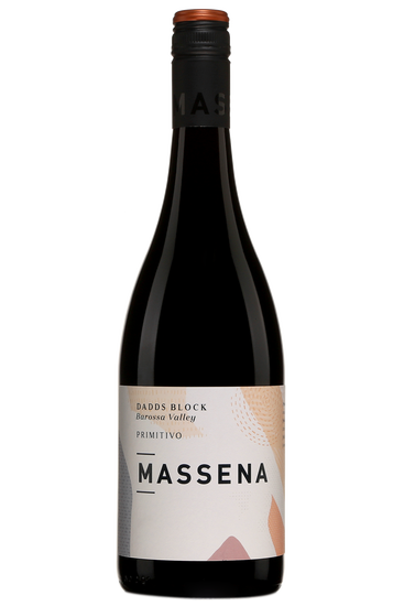 Massena Primitivo Barossa Valley Estate Bottled