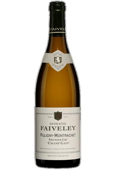 Faiveley Puligny-Montrachet Premier Cru Champgains