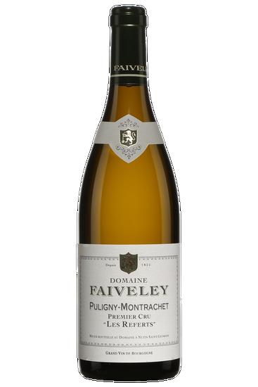 Faiveley Puligny-Montrachet Premier cru Le Referts