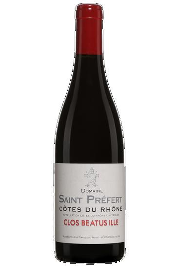 Domaine Saint-Préfert Clos Beatus Ille Côtes de Rhone