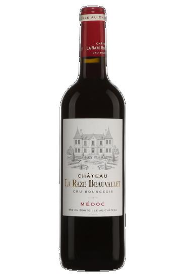 Château La Raze Beauvallet Médoc Cru Bourgeois