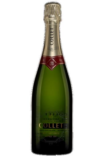 Champagne Collet Art Déco Brut Premier Cru