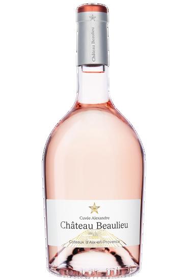 Château Beaulieu Côteaux D'Aix-En-Provence Cuvée Alexandre