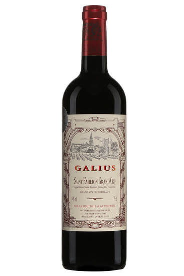 Galius Saint-Émilion Grand Cru