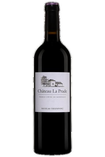 Château La Prade Francs Côtes De Bordeaux