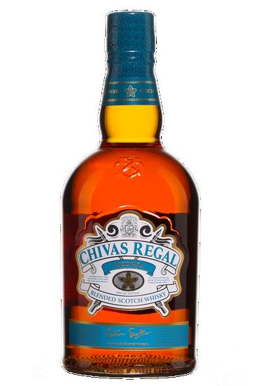 Chivas Mizunara Lowlands Blended Malt Scotch Whisky