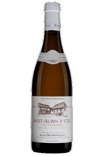 Domaine Henri Prudhon & Fils Saint-Aubin Premier Cru Les Perrières