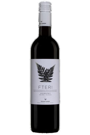 Troupis Winery Fteri Agiorgitiko Peloponnese
