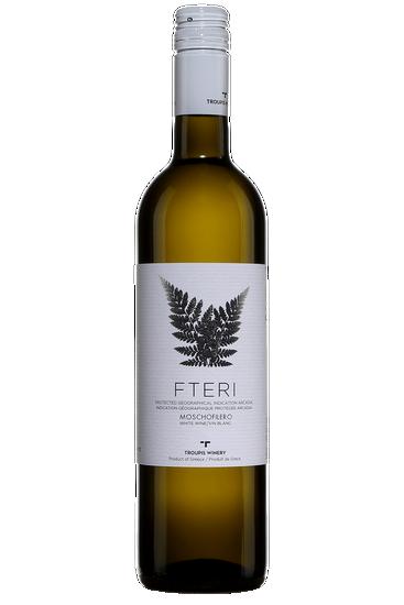 Troupis Winery Fteri Moschofilero Arkadia