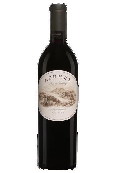 Acumen Bordeaux Blend Mountainside Napa Valley