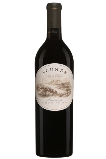 Acumen Cabernet Sauvignon Mountainside Napa Valley