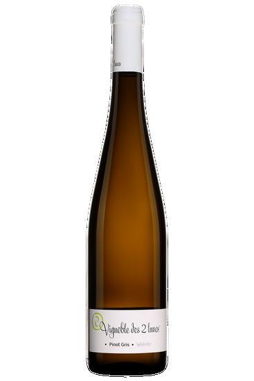 Vignoble Des 2 Lunes Sélénite Pinot Gris Alsace