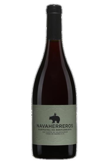 Bernabeleva Navaherreros Vinos De Madrid