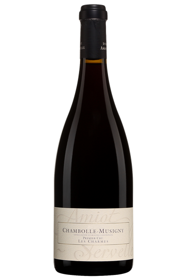 Domaine Amiot Servelle Chambolle-Musigny Premier Cru Les Charmes