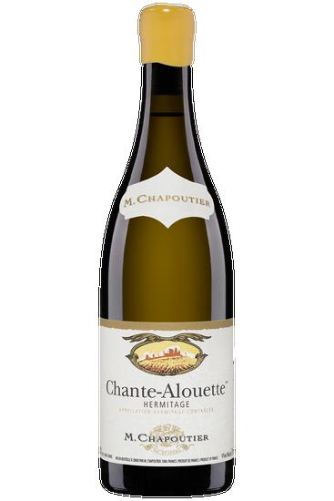 M. Chapoutier Chante-Alouette Hermitage