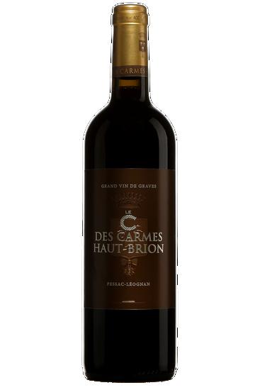 C Des Carmes Haut-Brion Pessac-Léognan