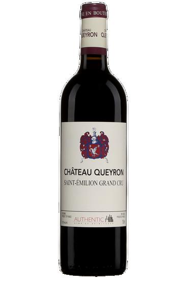 J. Janoueix Château Queyron Saint-Emilion Grand Cru