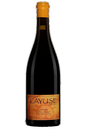 Cayuse Cailloux Vineyard Syrah