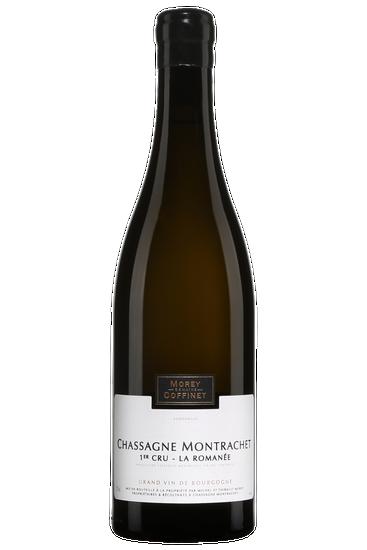 Domaine Morey-Coffinet Chassagne-Montrachet Premier Cru La Romanée