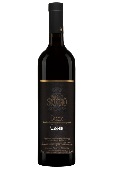 Paolo Scavino Cannubi Barolo