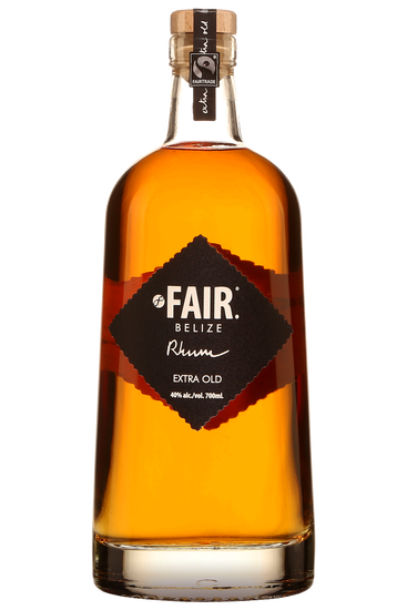 Fair Rum Aged for 5 years in Bourbon Barrel